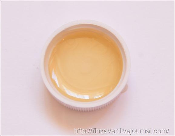Natural organic eye makeup remover