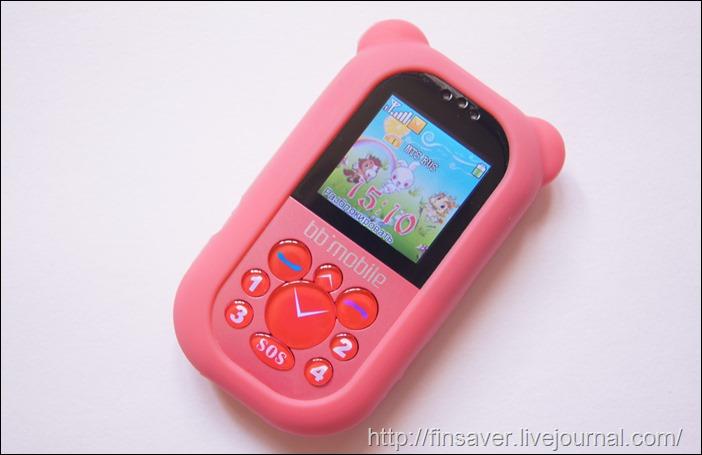 bb-mobile Жучок маячок детский телефон отзыв обзор тестирование фото не дорого удобно безопасность