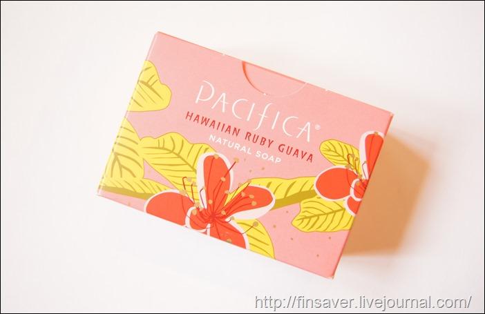 Pacifica Perfumes Inc, Натуральное мыло, Гавайская рубиновая гуава, 6 унций (170 г) потрясающе ароматное отличный подарок к новому году дешево органика шруки iherb.com отзывы купон на скидку в 10$ инструкция как сделать заказ акции скидки   косметика БАДы витамины