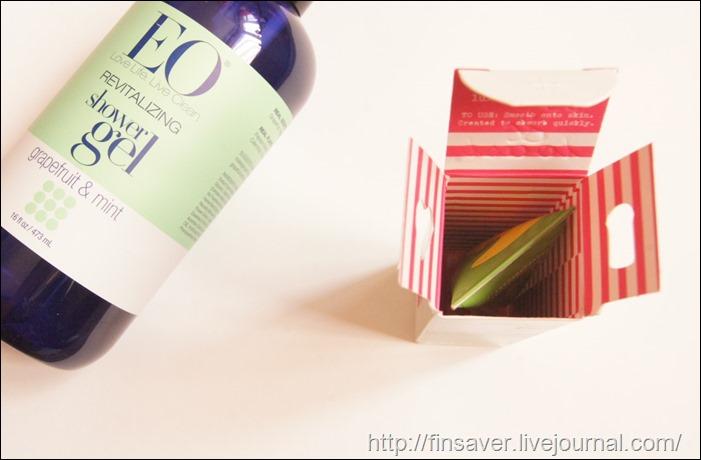 EO Products, Восстанавливающий гель для душа, грейпфрут и мята, 16 жидких унций (473 мл)  Love & Toast by Margot Elena, Крем для рук, Перечное яблоко, 1,25 унции (35 г)натуральный состав отличное качество органика дешево органика шруки iherb.com отзывы купон на скидку в 10$ инструкция как сделать заказ акции скидки   косметика БАДы витамины