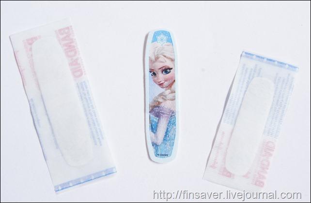 Band Aid, Brand Adhesive Bandages, Disney Frozen, 20 Assorted Sizes пластыри детские с героями мультфильмов дешево органика шруки iherb.com отзывы купон на скидку в 10$ инструкция как сделать заказ акции скидки   косметика БАДы витамины