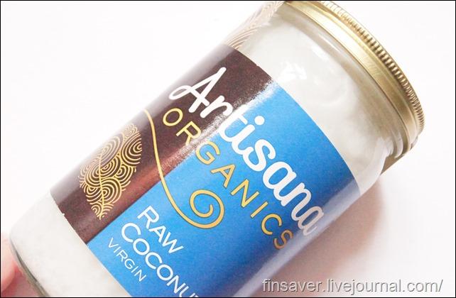 Artisana, Organics, Raw Coconut Oil, Virgin, 14 oz (414 g)кокосовое масло органическое натуральное безопасное вкусное подходит для жарки дешево органика шруки iherb.com отзывы купон на скидку в 10$ инструкция как сделать заказ акции скидки   косметика БАДы витамины