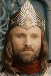 Viggo Mortensen Lord Of The Rings King Of Gondor Coronation
