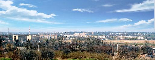 Панорама Новомиргорода