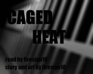 caged heat banner