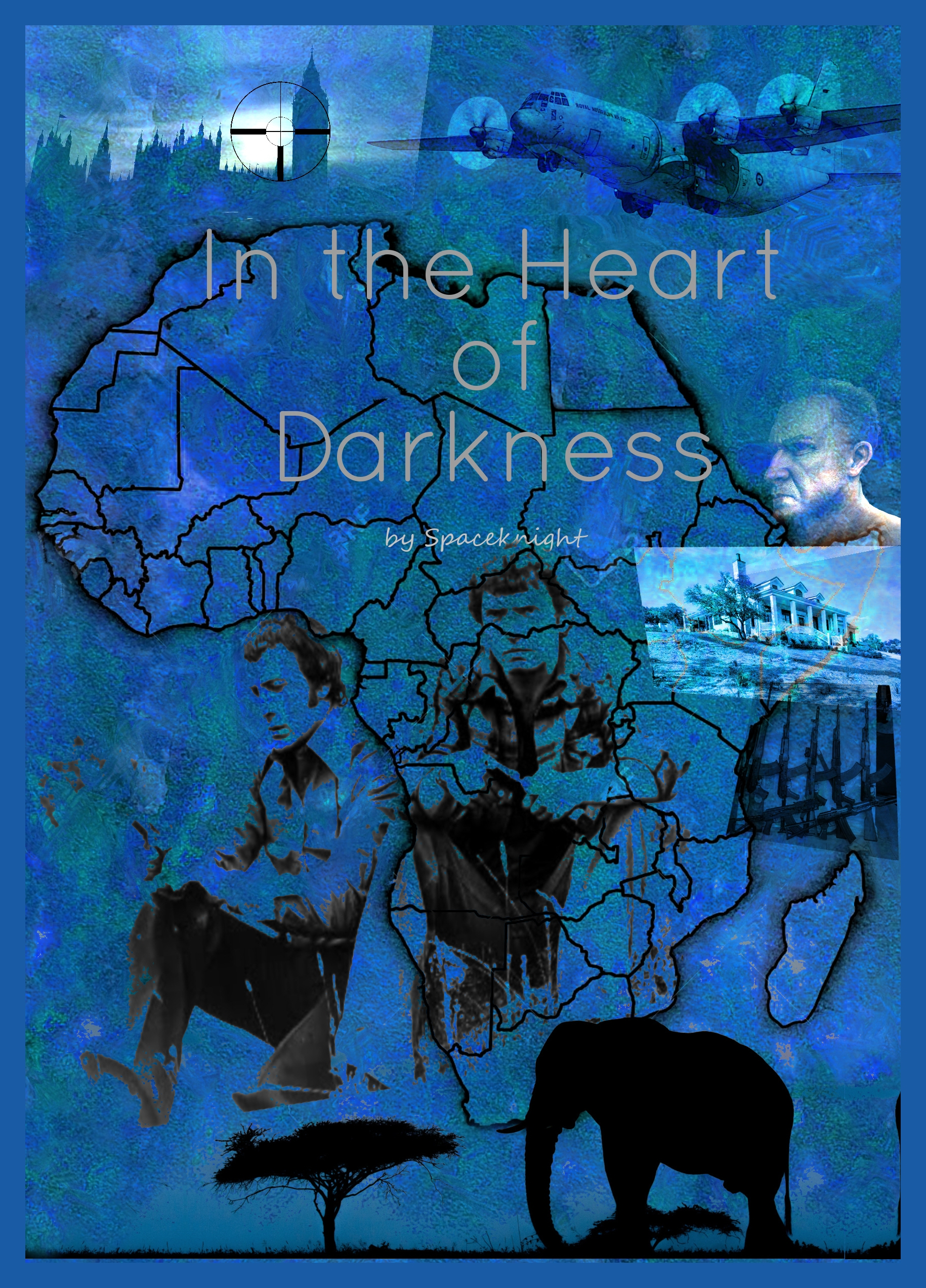 In the Heart of Darkness_1_Cover