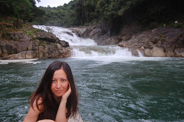 Фируза, водопад Янг бей, Нячанг