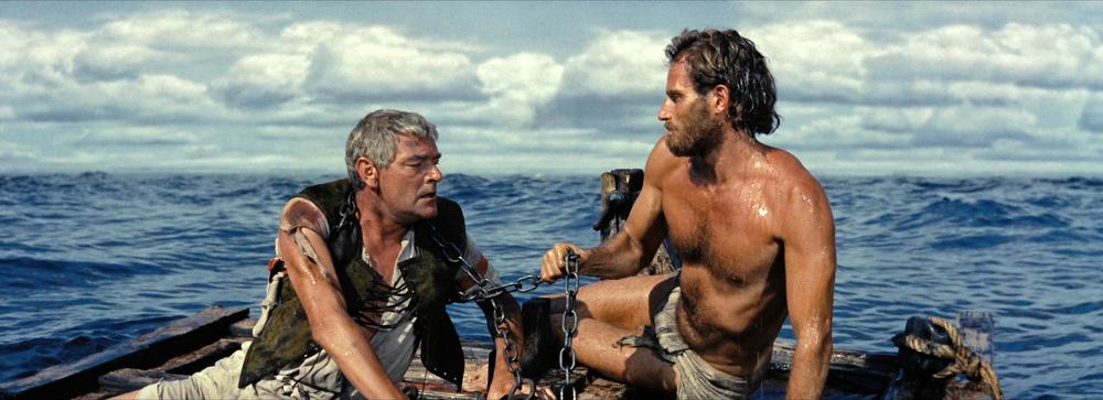 великий рыбак фильм