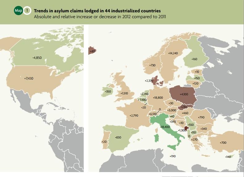 принимающие страны