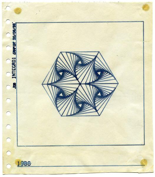 Тестовое изображение системы GRAFOR