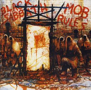 В этот день 38 лет назад вышел альбом Black Sabbath Mob Rules
