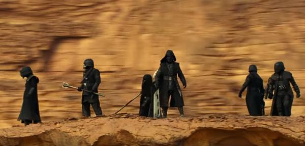 Новый телеролик и кадры из фильма Звёздные войны: Скайуокер. Восход
