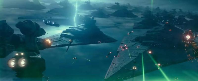 Новые видео к фильму Звёздные войны: Скайуокер. Восход