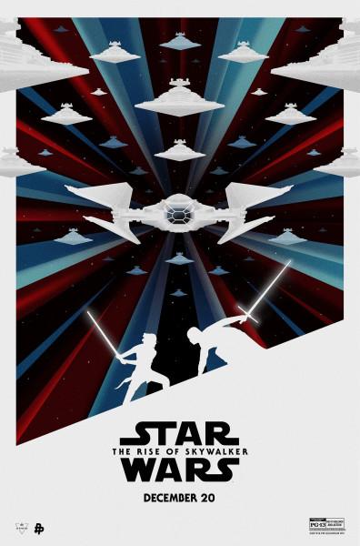 Постеры и видео к фильму Звёздные войны: Скайуокер. Восход