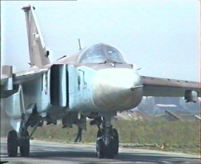 الطائرة المقاتلة المتعددة المهام السو-24  (SU – 24 (Sukhoi 0005a80x
