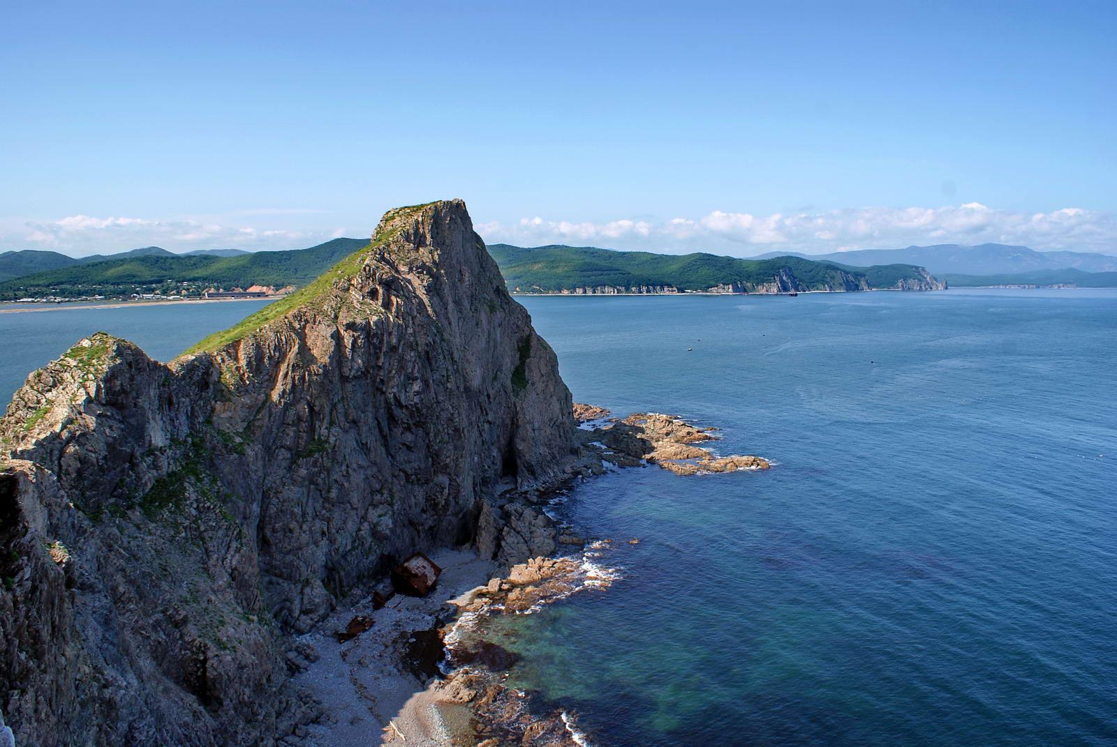 Поездка по Приморскому Краю Окрестности Дальнегорска