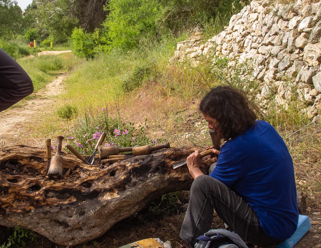 Олений парк в сердце Иерусалима Cervo_park_052.jpg