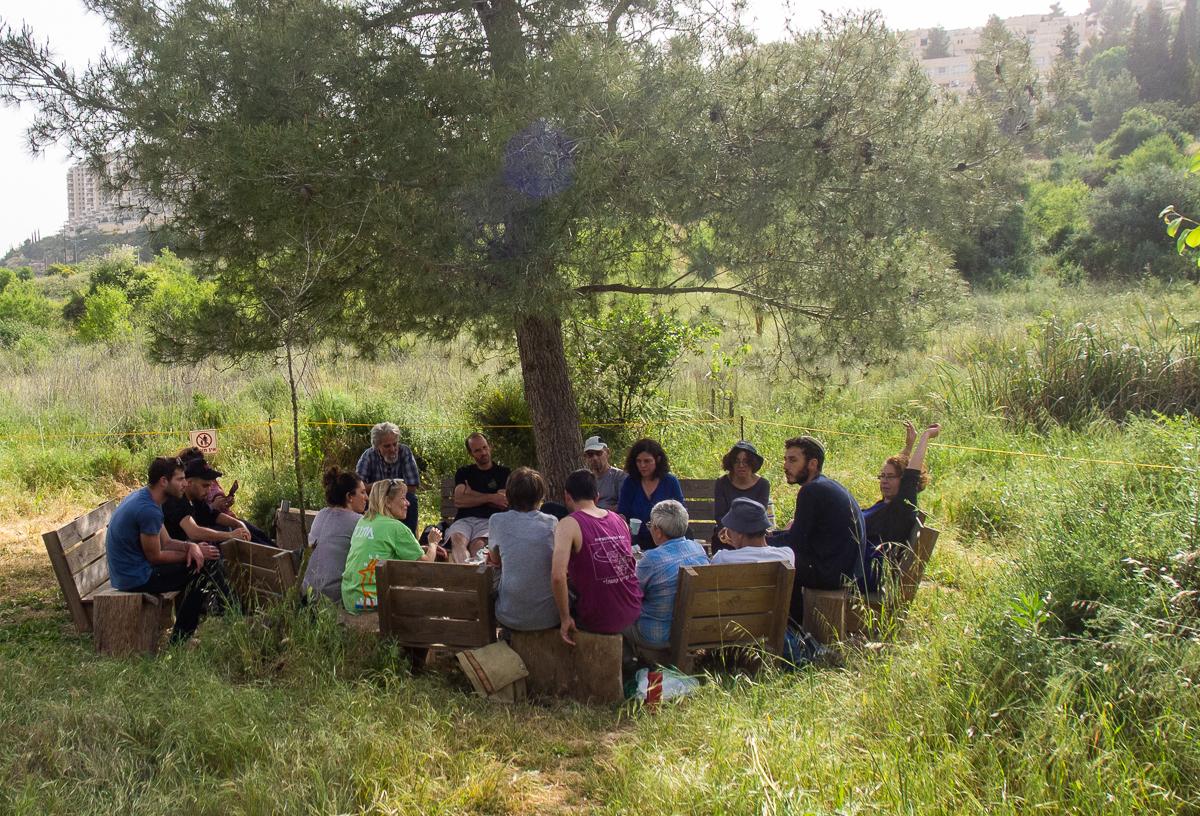 Олений парк в сердце Иерусалима Cervo_park_062.jpg