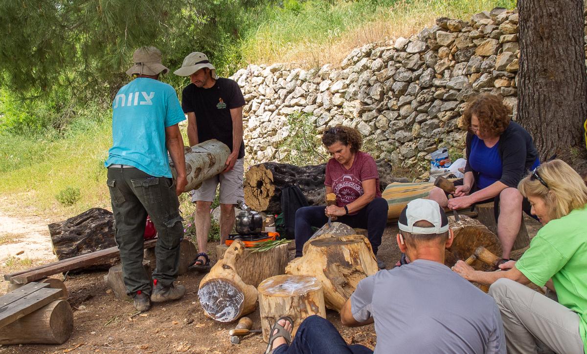 Олений парк в сердце Иерусалима Cervo_park_063.jpg