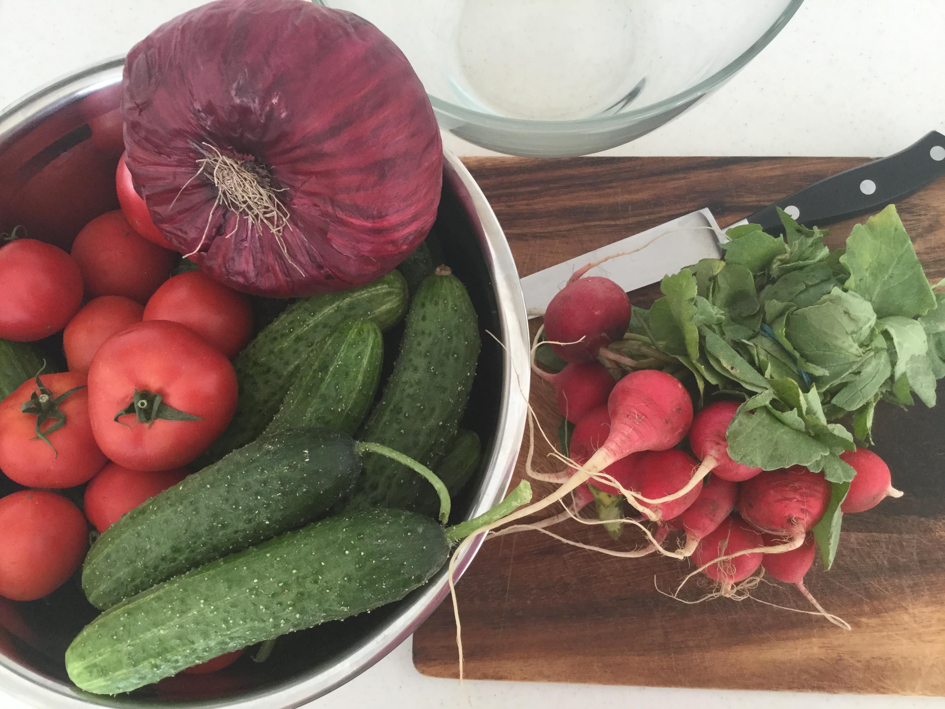 Салат скарлет рецепт