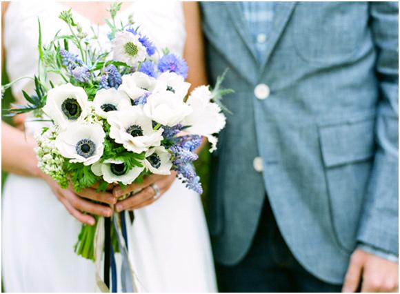 summer-wedding-inspiration-peonies-wedding-flowers-blue-white-denim-bowtie-wedding-band__full
