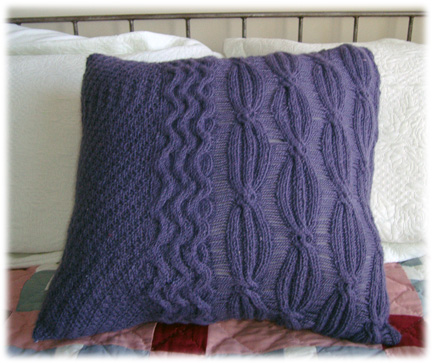 Sweater-Back-Pillow