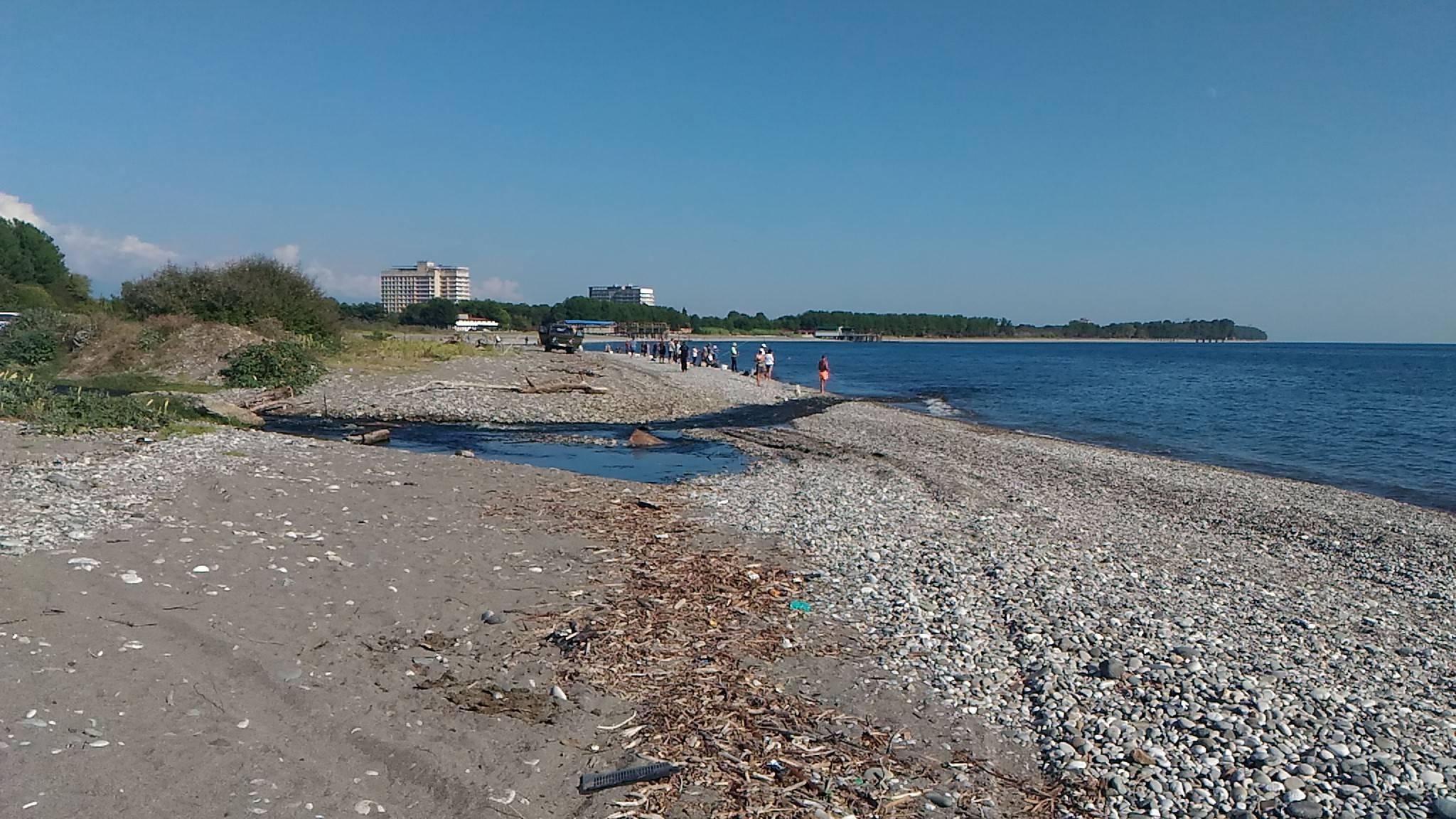 Пансионат литфонд пляж 9