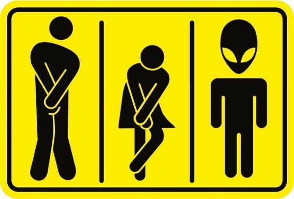 Туалет, возвращающий веру в человечество