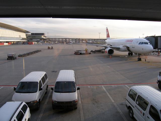 Аэропорт Цюриха