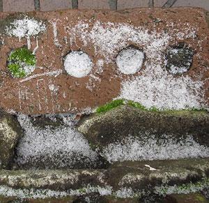 snow-brick