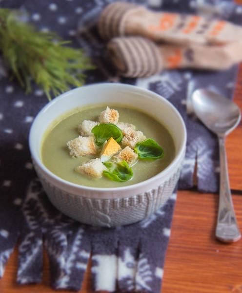 Брюссельская капуста суп пюре рецепты