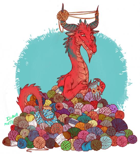 iguanamouth-драконы-красивые-картинки-длиннопост-1254901