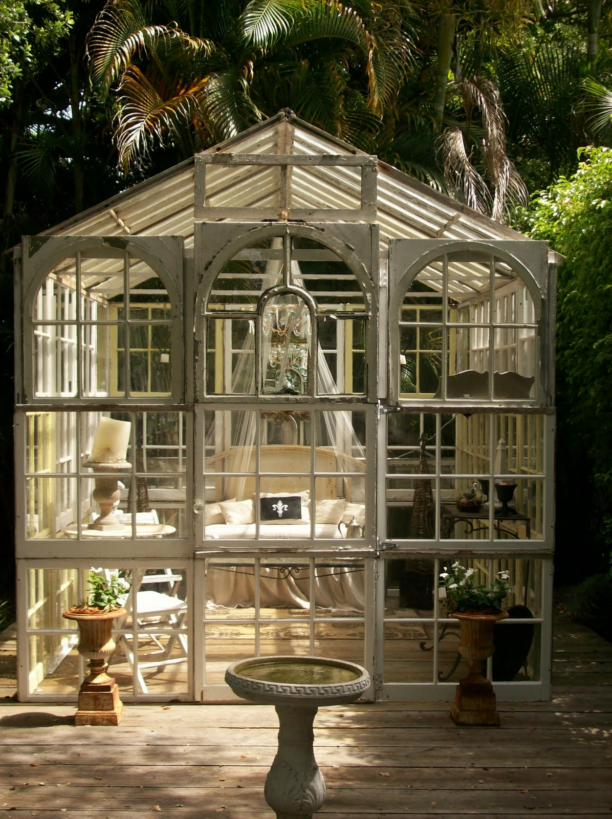 Old garden house - This Green House