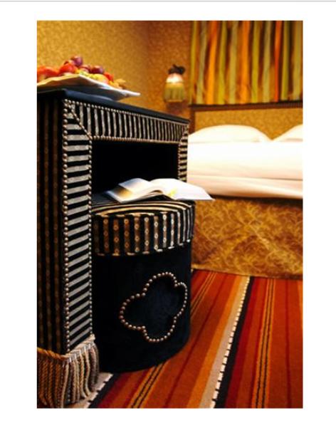 Уютный парижский отель hôtel bourg tibourg