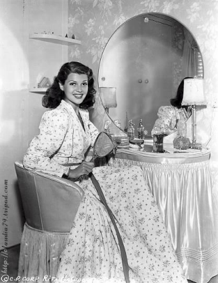 Rita Hayworth (1918 - 1987)