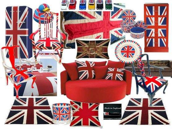 британский флаг обои