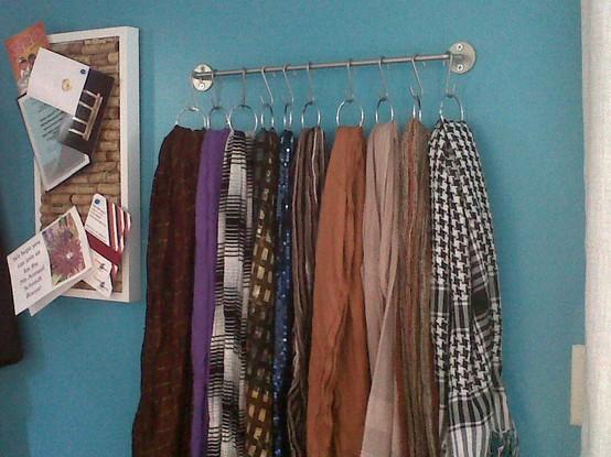 scarf organizer 2