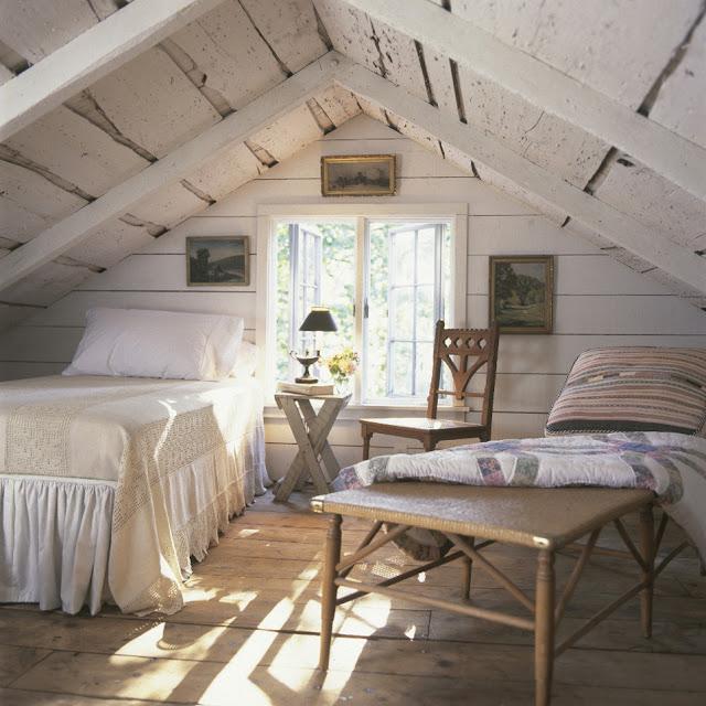 spade bedroom