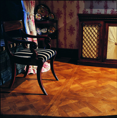 Oak parquet de Versailles2