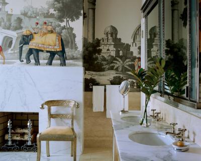 miles redd de Gournay - wallpaper 3