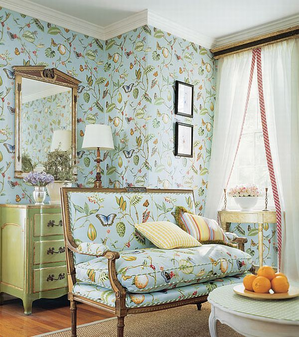 Butterfly-and-Nature-in-French-Country-Style-Interior-Decorating-Idea