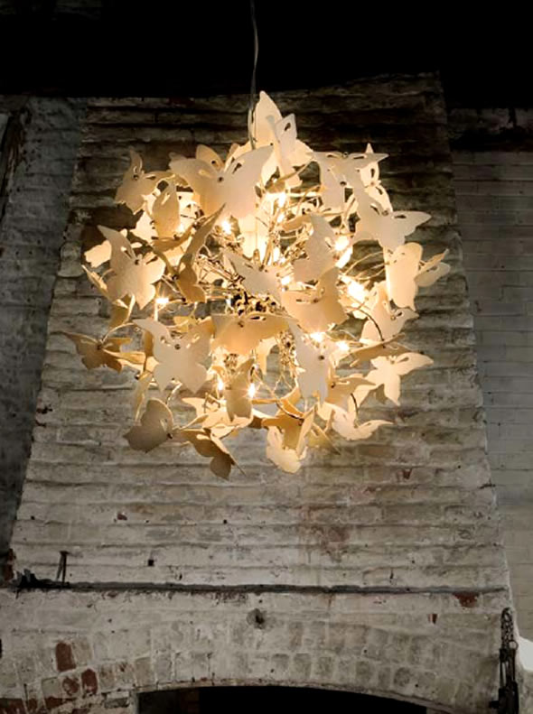 Interior-Decorating-Chandelier-Butterfly-Ball