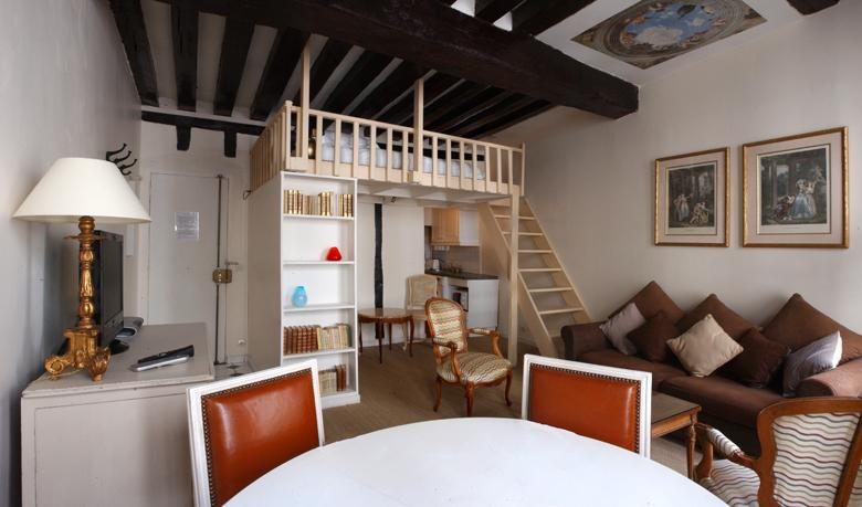 Функциональный дизайн в однокомнатной квартире