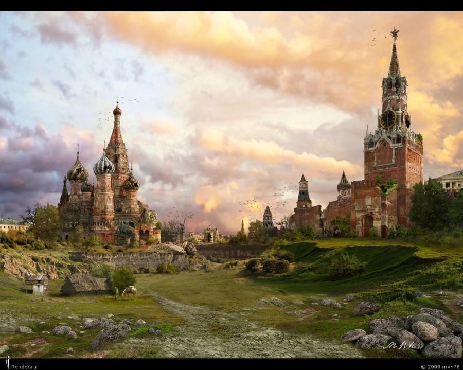 Кремлевская долина - Былое Величие