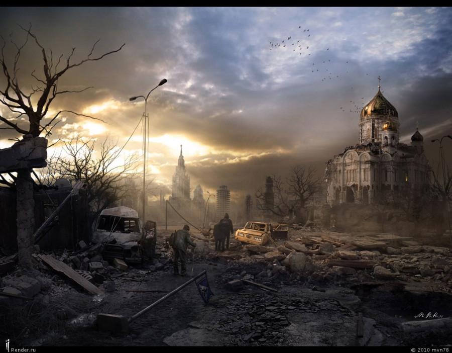 Путь к храму (последняя надежда)