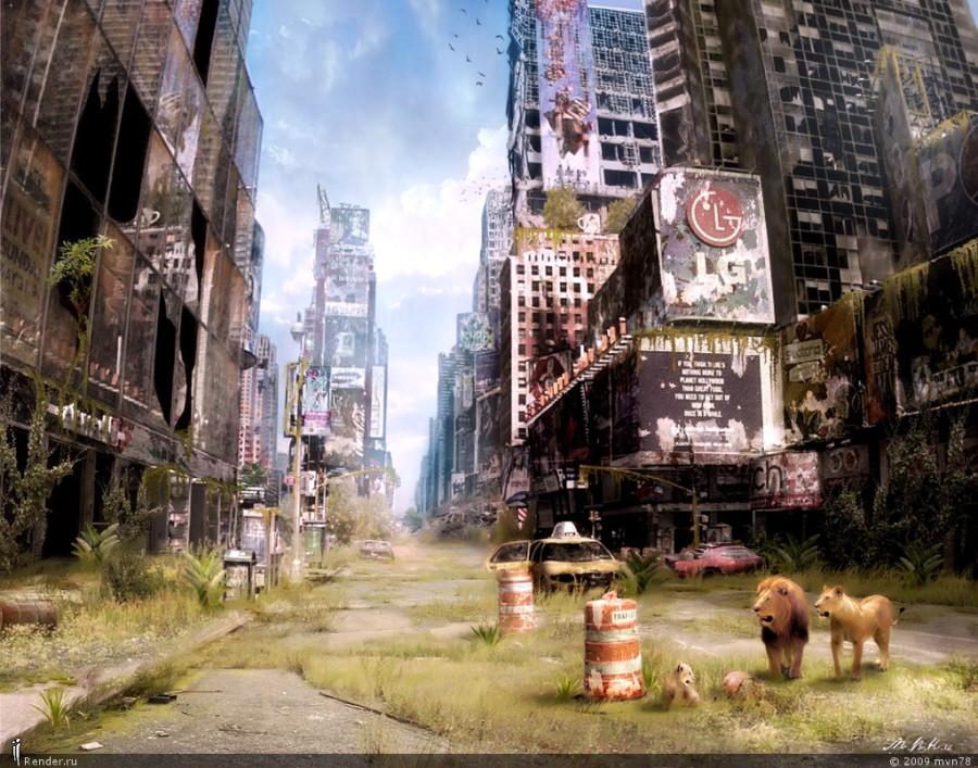 Прогулка по Таймс-сквер