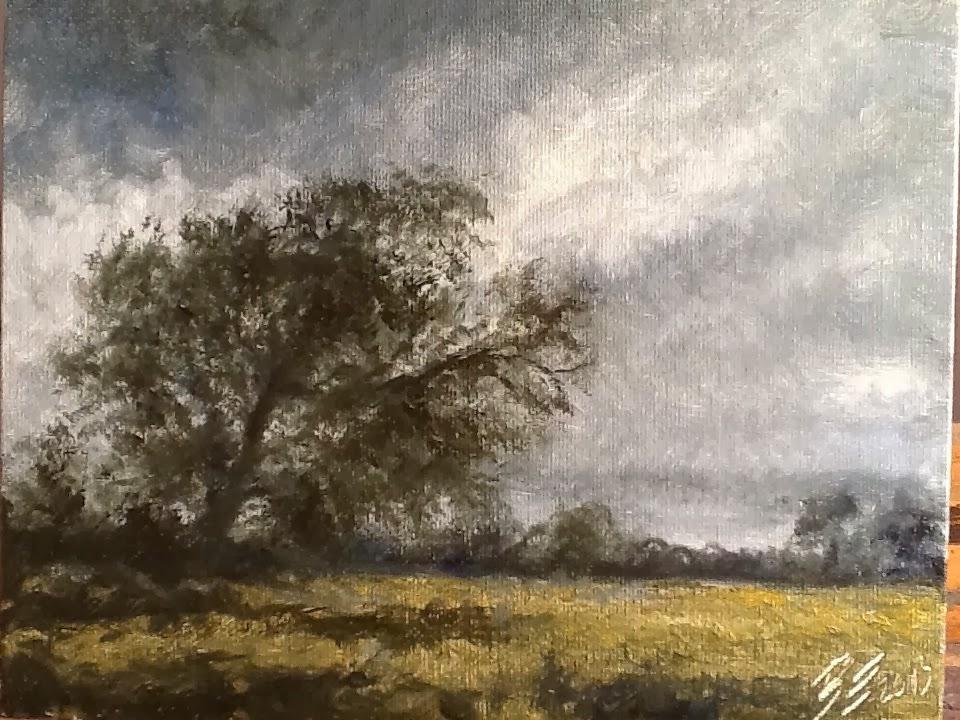 English Landscape - Bob Eggleton