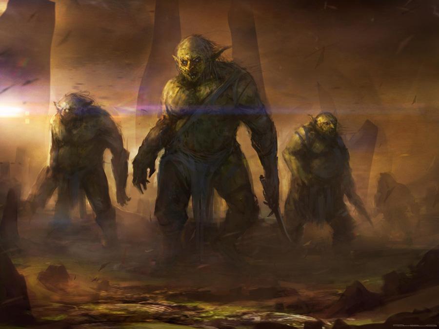Goblins - Christian Quinot