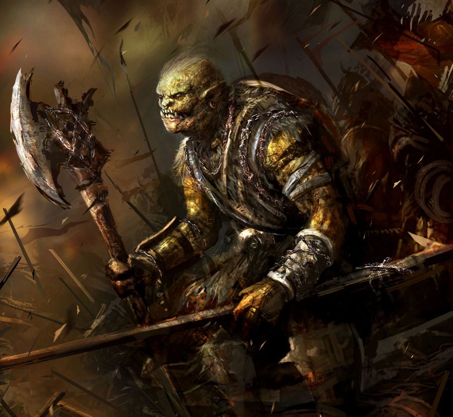 Orc - Christian Quinot