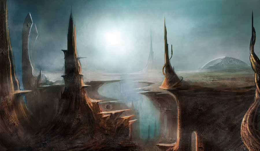 Oblivion - Christian Quinot